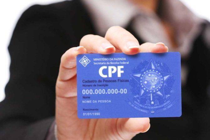 CPF substituirá outros documentos de identificação