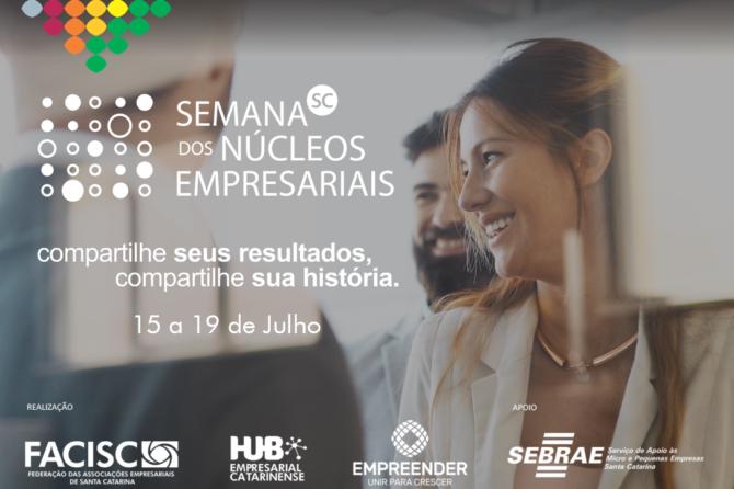 Cases de sucesso serão compartilhados na Semana dos Núcleos Empresariais