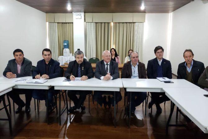 ACIC Recebe Reunião Plenária da FACISC – Regional Planalto Norte