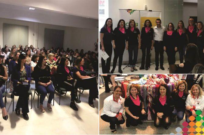 Núcleo da Mulher Empresária da ACIC realiza Workshop alusivo ao Outubro Rosa
