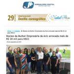 Núcleo da Mulher Empresária da Acic arrecada mais de R$ 20 mil para HSCC – Fonte: JMais