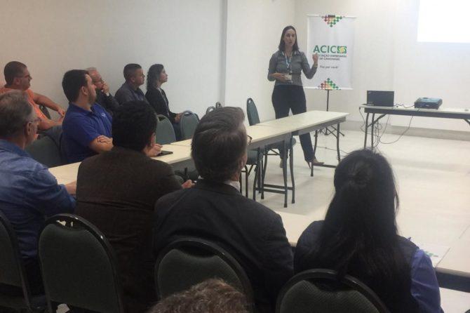 ACIC e Caixa Econômica realizam Café de Negócios