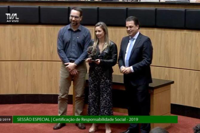 GR Soluções Ambientais conquista Troféu de Responsabilidade Social