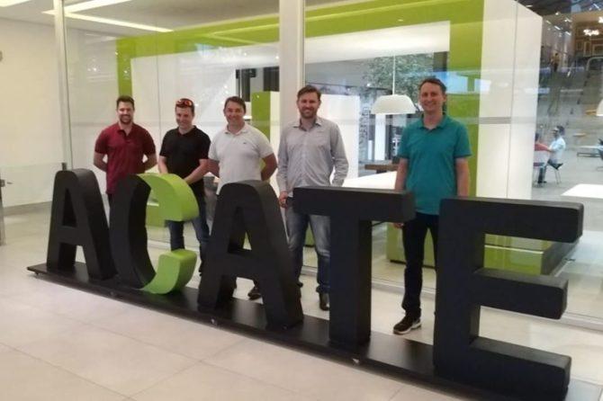 NTIPLAN visita a Associação Catarinense de Tecnologia – ACATE