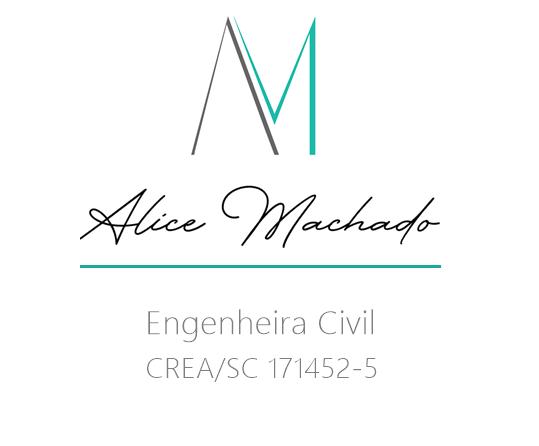 Alice Machado Engenheira Civil