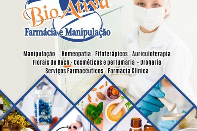 Bio Ativa Farmácia e Manipulação