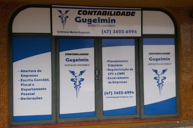 Cristiane Maria Gugelmin Serviços Contábeis